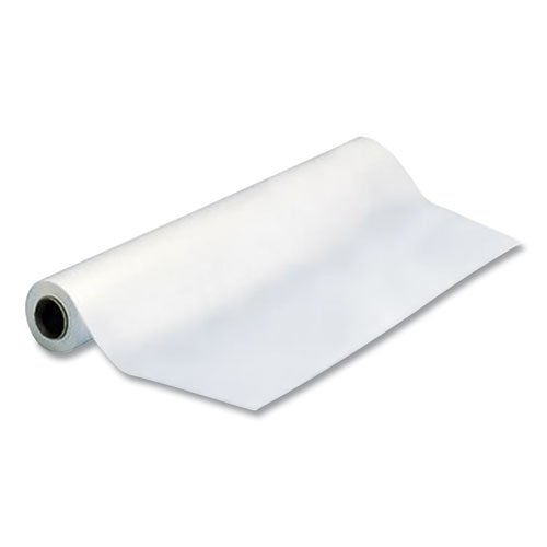 """Choice Exam Table Paper Roll, Crepe Texture, 21"""" x 125 ft, White, 12/Carton"""