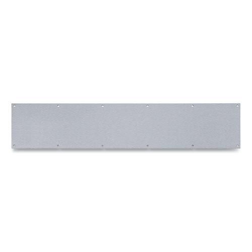 Tell® Door Kickplate, 30 x 6, Satin Stainless Steel