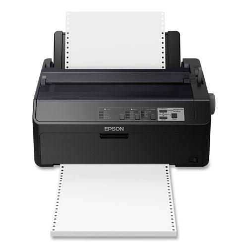 FX-890II N Impact 9-Pin Dot Matrix Printer, Narrow Carriage