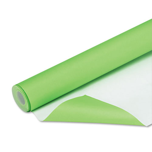 "Fadeless Paper Roll, 50lb, 48"" x 50ft, Nile Green 