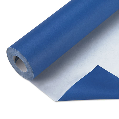 "Fadeless Paper Roll, 50lb, 48"" x 50ft, Royal Blue 