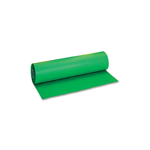 Decorol Flame Retardant Art Rolls, 40lb, 36 x 1000ft, Tropical Green