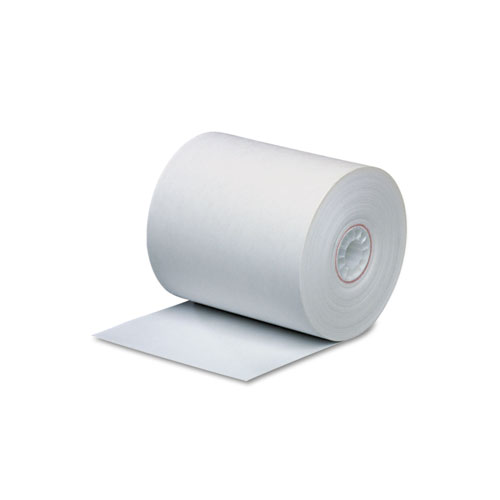 Direct Thermal Printing Thermal Paper Rolls, 3.13 x 273 ft, White, 50/Carton