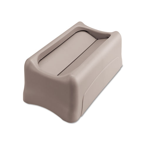 Swing Lid for Slim Jim Waste Container, Gray