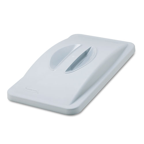 Slim Jim Handle Top, 20 3/8 x 11 3/8 x 2 3/4, Plastic, Light Gray 268888GY