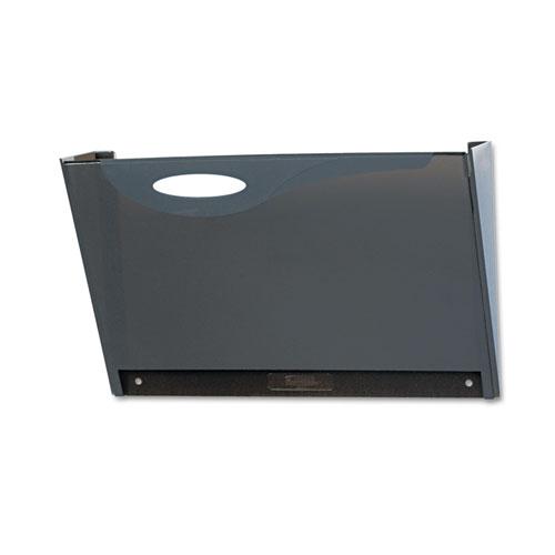 Classic Hot File Magnetic Pocket, Letter, Smoke