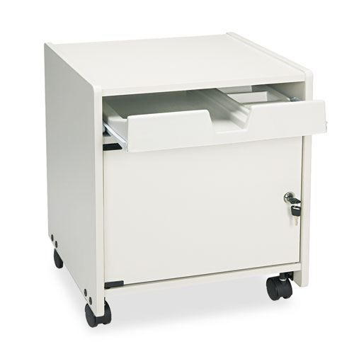 Office Machine Mobile Floor Stand One Shelf 19w X 18 1
