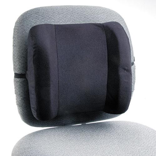 Remedease High Profile Backrest,12.75w x 4d x 13h, Black