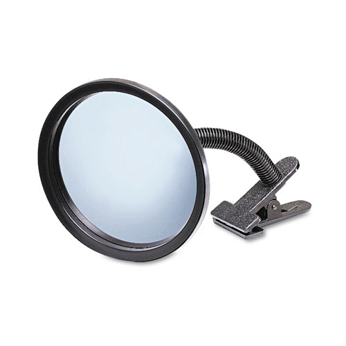 "See All® Portable Convex Security Mirror, 7"" Diameter"
