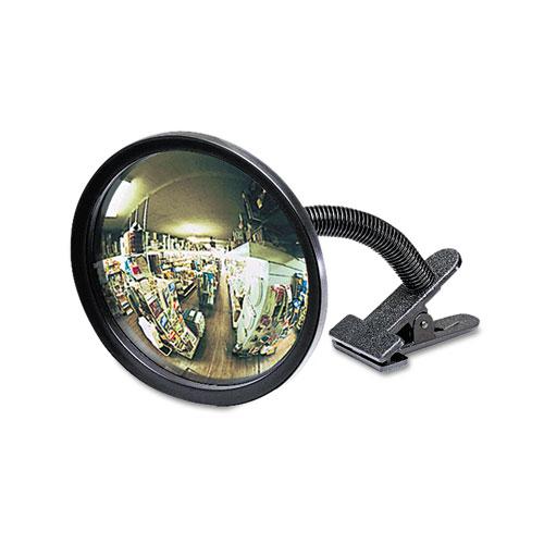 "See All® Portable Convex Security Mirror, 10"" Diameter"