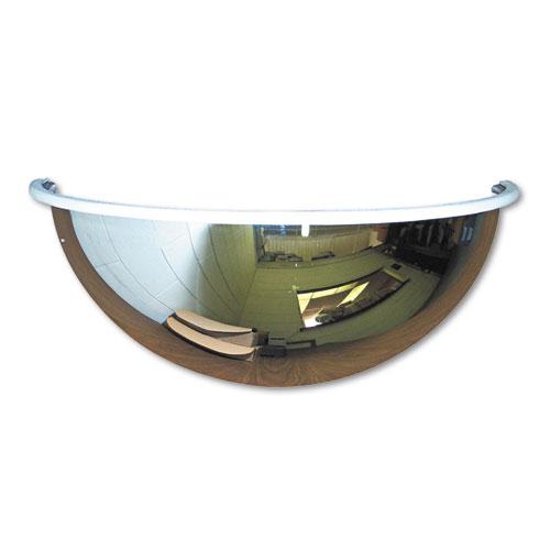 Half-Dome Convex Security Mirror, 26 Diameter