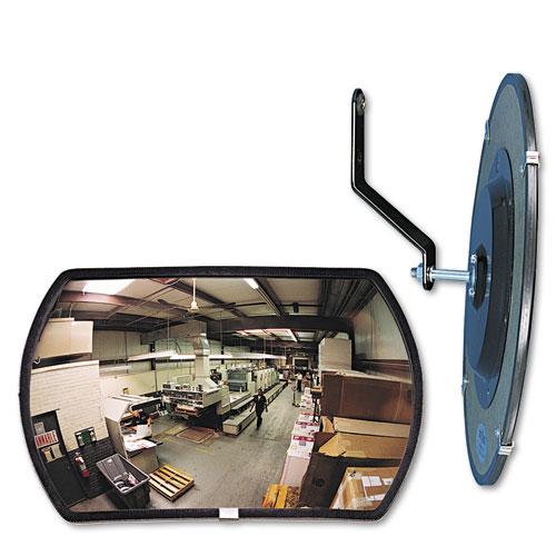160 degree Convex Security Mirror, 18w x 12h
