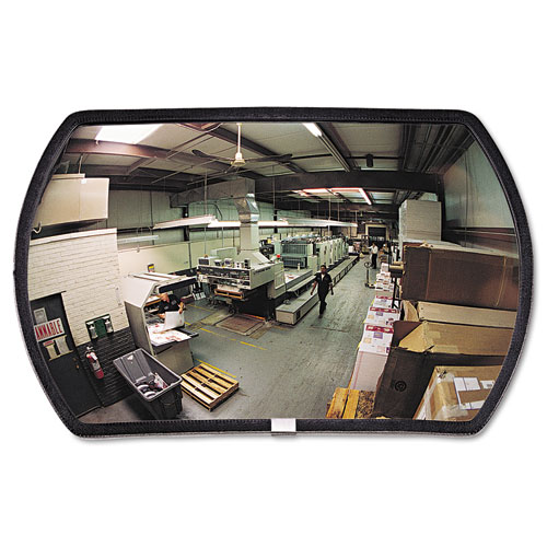 160 degree Convex Security Mirror, 24w x 15h