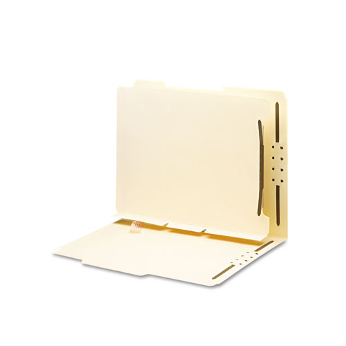 Smead 68025 Manila Self-Adhesive Folder Dividers With Twin