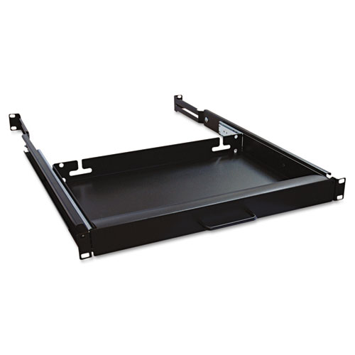 SmartRack Keyboard Shelf, 25 lbs Capacity, 16 Depth