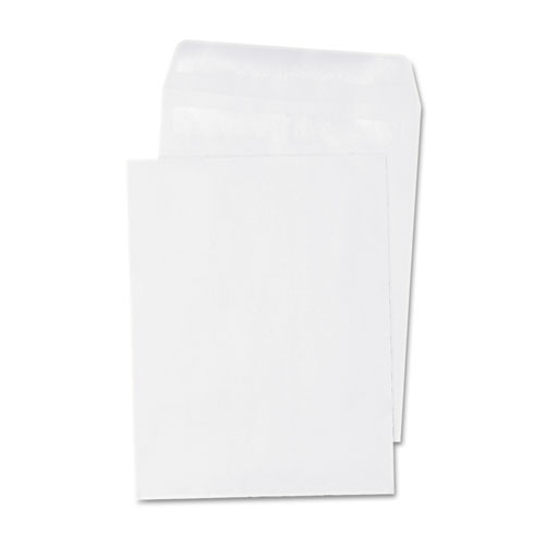 Universal® Self Seal Catalog Envelope, 6 x 9, White, 100/Box