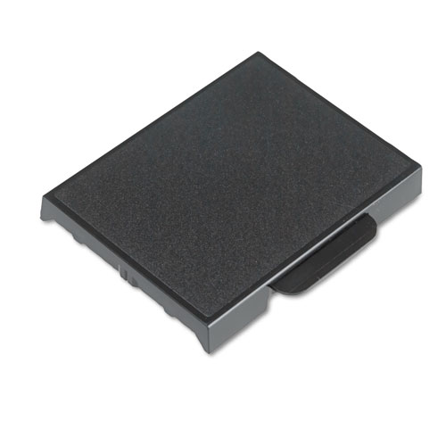 T5470 Dater Replacement Ink Pad, 1 5/8 x 2 1/2, Black | by Plexsupply