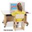 TABLE,CMPTR42X29X18,WHT,S