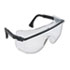 <strong>Honeywell Uvex&#8482;</strong><br />Astro OTG 3001 Wraparound Safety Glasses, Black Plastic Frame, Clear Lens