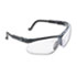 <strong>Honeywell Uvex&#8482;</strong><br />Genesis Wraparound Safety Glasses, Black Plastic Frame, Clear Lens