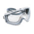 <strong>Honeywell Uvex&#8482;</strong><br />Stealth Antifog, Antiscratch, Antistatic Goggles, Clear Lens, Gray Frame