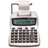<strong>Victor®</strong><br />1208-2 Two-Color Compact Printing Calculator, Black/Red Print, 2.3 Lines/Sec