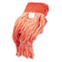 BWK503OR - Super Loop Wet Mop Heads, Cotton/Synthetic, Large Size, Orange