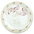 "<strong>Dart®</strong><br />Symphony Paper Dinnerware, Mediumweight Plate, 6"", Tan, 125/Pack"