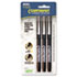<strong>MMF Industries&#8482;</strong><br />Counterfeit Currency Detector Pen, 3/Pack