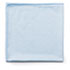 <strong>Rubbermaid® Commercial</strong><br />Executive Series Hygen Cleaning Cloths, Glass Microfiber, 16 x 16, Blue, 12/Ct