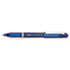 EnerGel NV Liquid Gel Pen, .5mm, Blue Barrel, Blue Ink, Dozen