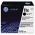 <strong>HP</strong><br />HP 11X, (Q6511X) High Yield Black Original LaserJet Toner Cartridge