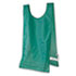 <strong>Champion Sports</strong><br />Heavyweight Pinnies, Nylon, One Size, Green, 12/Box