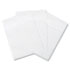 "<strong>Boardwalk®</strong><br />Low-Fold Dispenser Napkins, 1-Ply, 7"" x 12"", White, 8000/Carton"