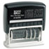 <strong>COSCO 2000PLUS®</strong><br />Micro Message Dater, Self-Inking