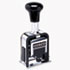 <strong>COSCO 2000PLUS®</strong><br />Automatic Numbering Machine, 6 wheels, Self-Inking, Black 3/4 x 1/4
