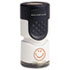 """<strong>ACCUSTAMP®</strong><br />Pre-Inked Round Stamp, Smiley, 5/8"""" dia., Red"""
