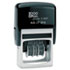 <strong>COSCO 2000PLUS®</strong><br />Economy Dater, Self-Inking, Black