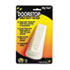 <strong>Master Caster®</strong><br />Big Foot Doorstop, No Slip Rubber Wedge, 2.25w x 4.75d x 1.25h, Beige