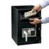 <strong>Sentry® Safe</strong><br />Digital Depository Safe, Large, 0.94 cu ft, 14w x 15.6d x 20h, Black
