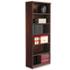 <strong>Alera®</strong><br />Alera Valencia Series Bookcase, Six-Shelf, 31 3/4w x 14d x 80 1/4h, Mahogany