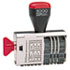 <strong>COSCO 2000PLUS®</strong><br />Dial-N-Stamp, 12 Phrases, 1 1/2 x 1/8