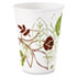 <strong>Dixie®</strong><br />Pathways Paper Hot Cups, 12oz, 25/Bag, 20 Bags/Carton