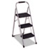 <strong>Cosco®</strong><br />3-Step Big Step Folding Stool, 200 lb Capacity, 17.75w x 28d x 45.63h, Light Gray