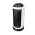 <strong>Bionaire&#8482;</strong><br />Personal Space Mini Tower Fan, Two-Speed, Black/Silver