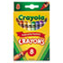 <strong>Crayola®</strong><br />Classic Color Crayons, Peggable Retail Pack, Peggable Retail Pack, 8 Colors