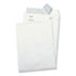 <strong>Survivor®</strong><br />Catalog Mailers, DuPont Tyvek, #10 1/2, Cheese Blade Flap, Redi-Strip Closure, 9 x 12, White, 100/Box