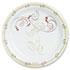 "<strong>Dart®</strong><br />Symphony Paper Dinnerware, Heavyweight Plate, 9"", Tan, 125/Pack"