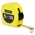 "<strong>Stanley Tools®</strong><br />Tape Measure, 3/4"" x 16ft"