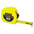 "<strong>Stanley Tools®</strong><br />Tape Rule, 1"" x 25ft, Steel Blade, Plastic Case, Yellow"